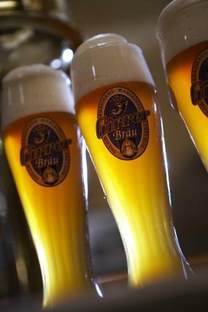 Brauhaus Mariazell: Girrerbräu - frisch gebraut und nur im Brauhaus erhältlich