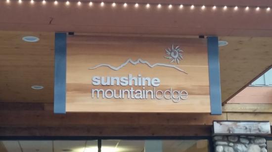 Sunshine Mountain Lodge照片