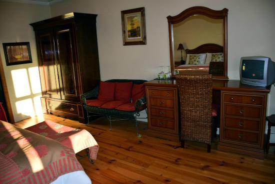 Glendine Country House: unser Zimmer