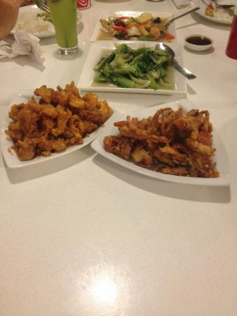 """Nothing special but the """"Deep Fried Soft Shell Crab"""