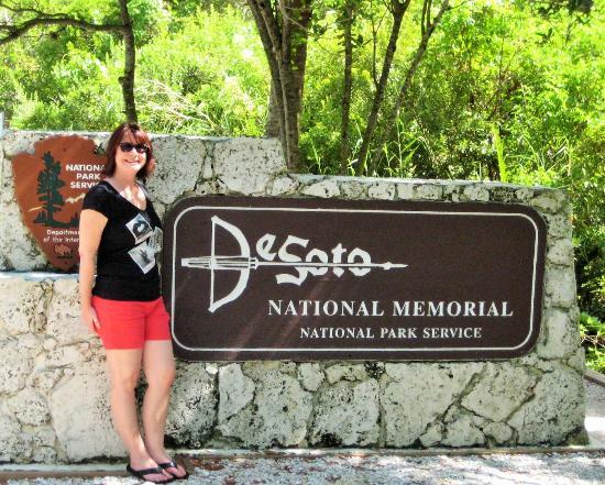 Bradenton, Floride : Beautiful wife, beautiful park