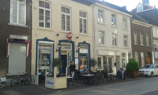 Greek suvlaki picture of akropolis roermond tripadvisor for Akropolis greek cuisine merrillville in