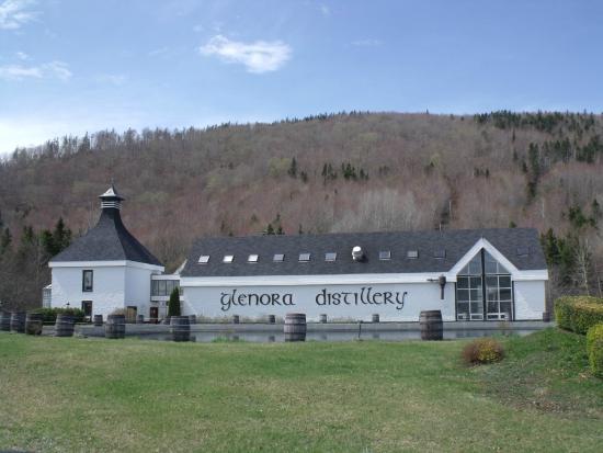Glenora Inn & Distillery: Main Distillery