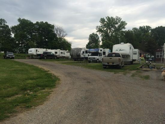 Michigan City Campground: photo0.jpg