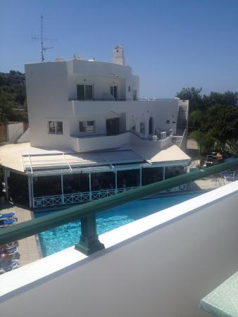 Foto de Pefkos Beach Hotel