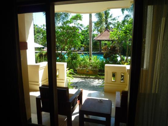 กูสุม่ารีสอร์ท: View