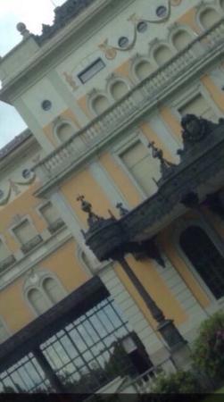 Hotel Villa Malpensa: Da fuori