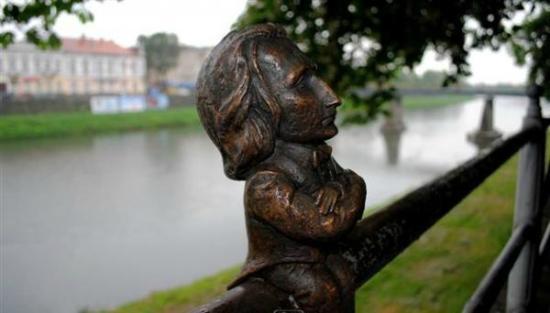 Ferenc Liszt Mini-Sculpture
