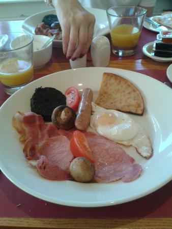 Glazert Country House Hotel : Superb breakfast