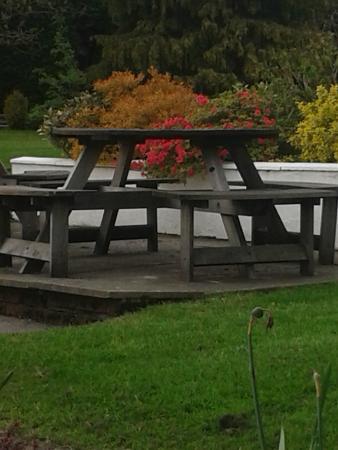 Glazert Country House Hotel : Landscaped gardens