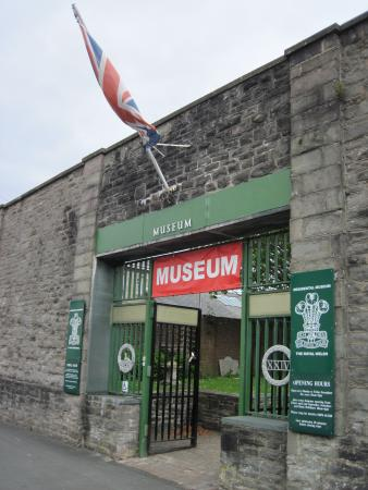 Image result for reg museum royal welsh