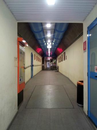 Ascensore Castello d'Albertis-Montegalletto : Montegalletto's Elevator