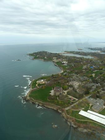 Newport Rhode Island Helicopter Tours