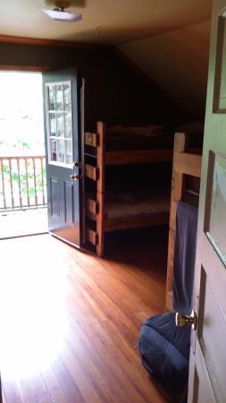 ยูจีน, ออริกอน: 1 of the bunk rooms