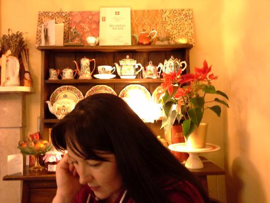 The William Morris : Cri in adorazione all'ottimo thè