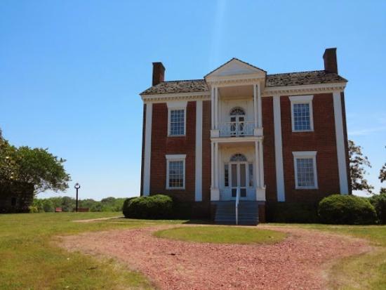Chief Vann House Historic Site: Chief Vann House