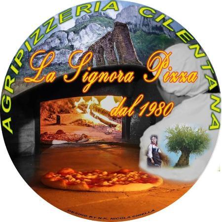 Postiglione, Włochy: La Signora Pizza