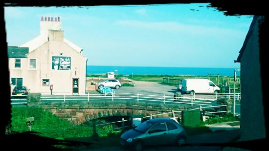 Allonby, UK: View from the Yellow Room