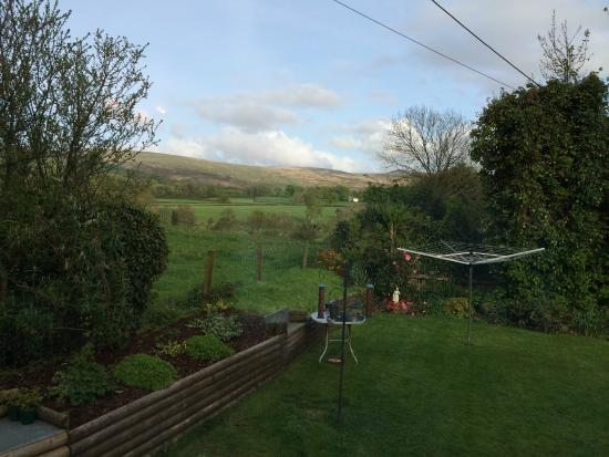 Bridestowe, UK: View from Lydford Room