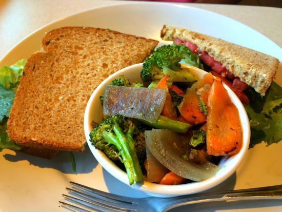 Zoes Kitchen Chicken Salad Sandwich chicken kabob - picture of zoes kitchen, tallahassee - tripadvisor