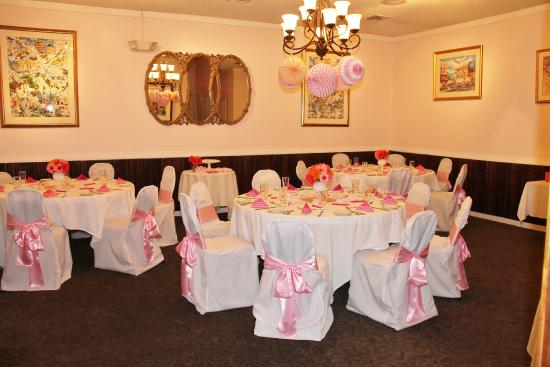 Baby Showers At Restaurants ~ Baby shower at the back burner picture of