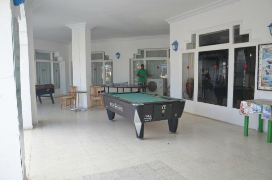 Le Khalife: игровая зона