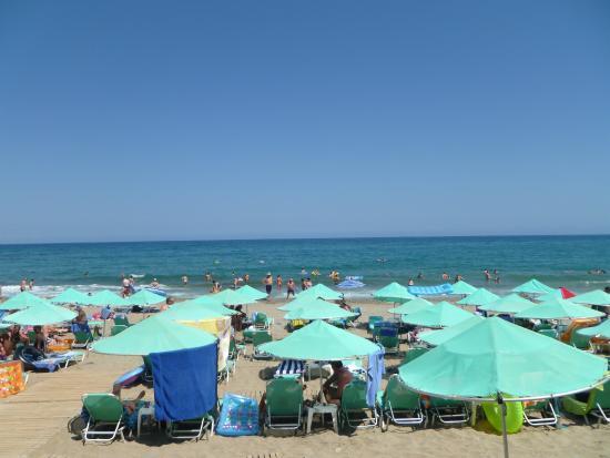 Jo-An Beach Hotel : pláž