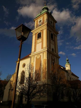 ‪Maribor Cathedral Bell Tower‬