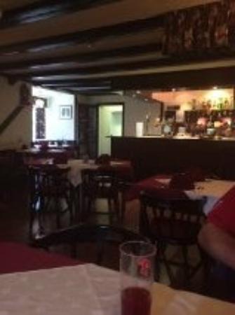 Marykirk, UK: Restaurant Interior