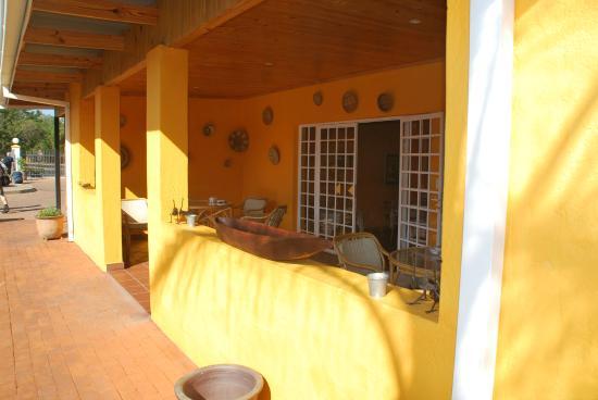 Casa Piccolo: Frühstücksbereich