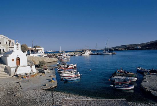 Aegean Star Hotel Apartments: cristal clear