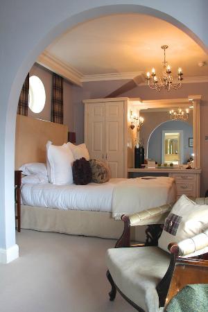 The Grange: The bedroom