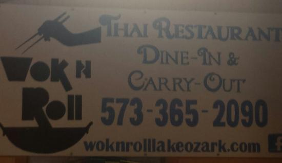Nok's wok n roll Thai restaurant Photo