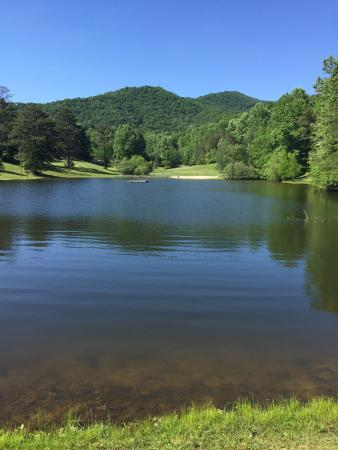 Trackrock Campground and Cabins