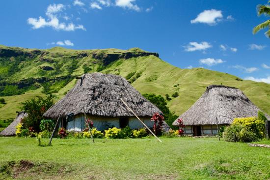 Bulou's Eco-Lodge: Navala Village