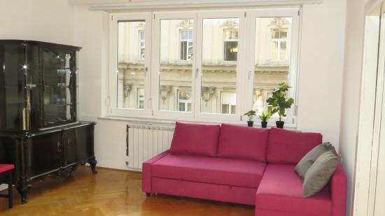 Living Room Zagreb
