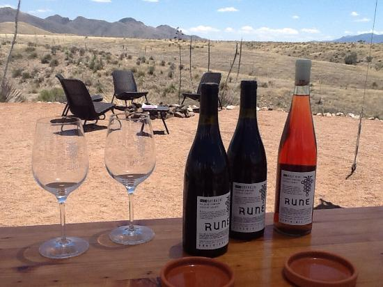 Sonoita, AZ: Rune Wines