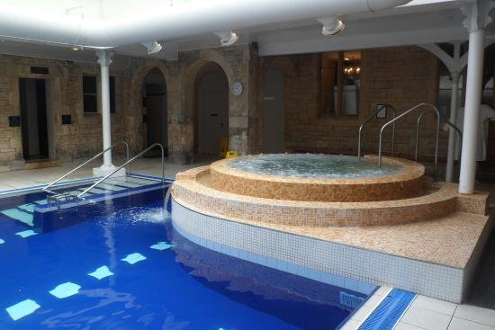 The Spa at Thoresby Hall: Pool area
