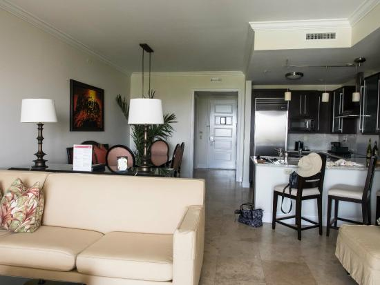 Presidential Suite Picture Of Key West Marriott Beachside Hotel Key West Tripadvisor