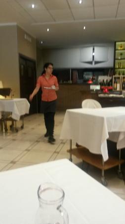 Ristorante Sabina : Alla qualità del cibo si aggiunge una carica di cortesia e simpatia, degno corollario.