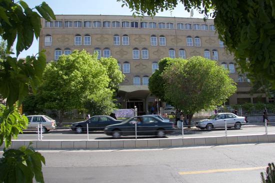 Tabriz Hotel: Hotel
