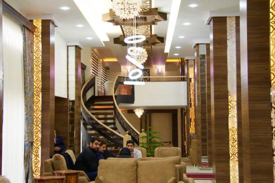 Tabriz Hotel: Lobby