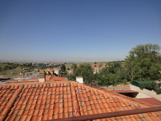 hotel segovia avenida sotillo: