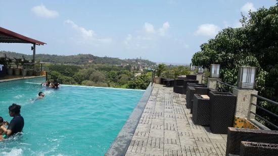 Pool Area Picture Of The Silverador Resort Club Mumbai Bombay Tripadvisor
