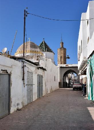 El Qoubba Mosque
