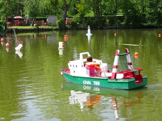 Eurolac : petit bateau