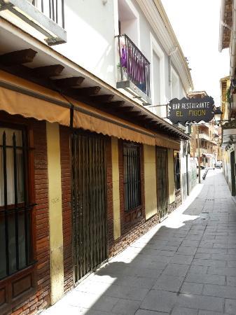 Bar Restaurante El Figon en Guadalajara