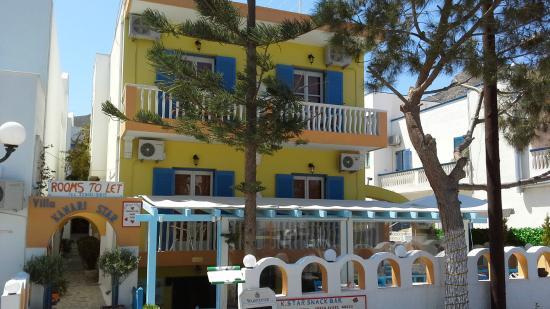Kamari Star Hotel