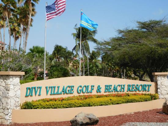 Ingang foto van divi village golf and beach resort - Divi village golf and beach resort ...