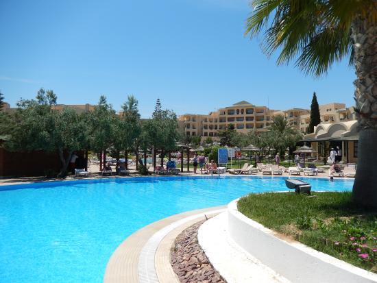 Pool - Royal Kenz Hotel Thalasso & Spa: ,